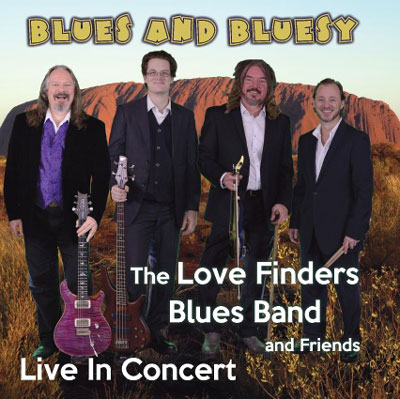 Blues And Bluesy CD