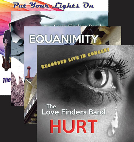 Full Set Of Love Finders Band Cds